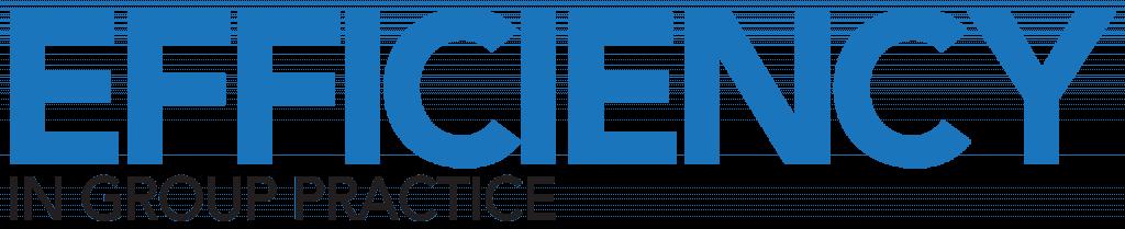 Efficiency in Group Practice Logo